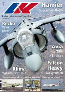Letectví + kosmonautika č.03/2018 (e-vydanie)