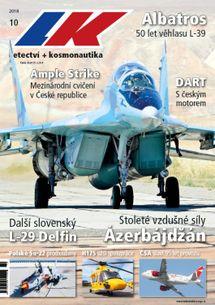 Letectví + kosmonautika č.10/2018 (e-vydanie)