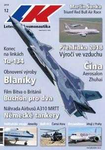 Letectví + kosmonautika č.12/2018 (e-vydanie)