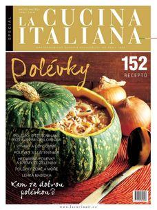 Speciál La cucina italiana - Polévky