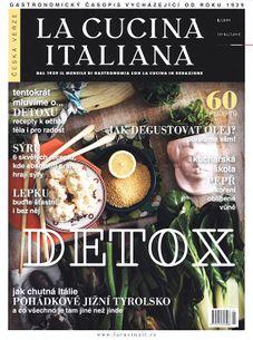 La Cucina Italiana - predplatné