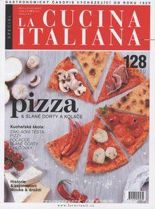 Speciál La Cucina Italiana 2014 - Pizza & Slané dorty a koláče
