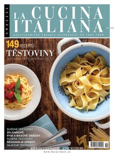 Speciál La cucina italiana - Těstoviny