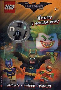 Lego Batman: Vitajte v Gotham City!