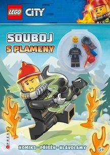 Lego CITY: Souboj s plameny