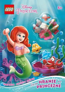 LEGO Disney Princezná: Čas na hranie pre princezné
