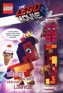 THE LEGO MOVIE 2 - Vítejte ve světe královny Libovůle