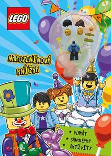 LEGO ICONIC - Narozeninová knížka