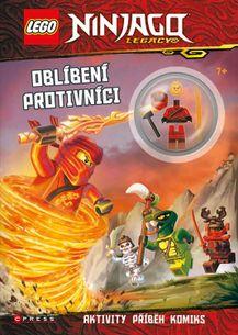 LEGO® NINJAGO - Oblíbení protivníci