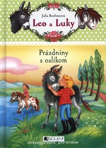 Leo a Luky - Prázdniny s oslíkom