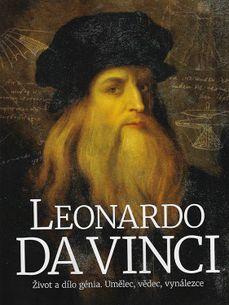Leonardo da Vinci - velká kniha
