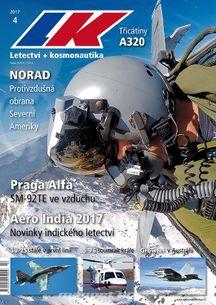 Letectví + kosmonautika č.04/2017 (e-vydanie)