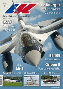 Letectví + kosmonautika č.07/2017 (e-vydanie)