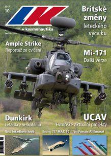 Letectví + kosmonautika č.10/2017 (e-vydanie)