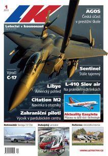 Letectví + kosmonautika č.01/2012 (e-vydanie)