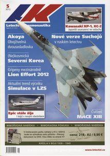 Letectví + kosmonautika č.05/2012 (e-vydanie)