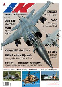 Letectví + kosmonautika č.03/2013 (e-vydanie)