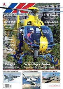 Letectví + kosmonautika č.04/2013 (e-vydanie)