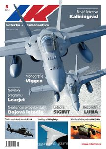Letectví + kosmonautika č.05/2013 (e-vydanie)