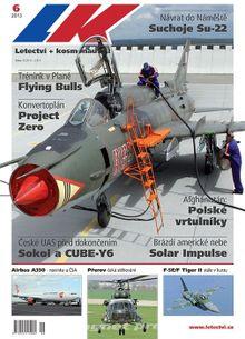 Letectví + kosmonautika č.06/2013 (e-vydanie)