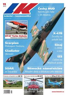 Letectví + kosmonautika č.11/2013 (e-vydanie)