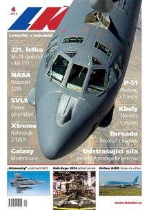 Letectví + kosmonautika č.04/2014 (e-vydanie)