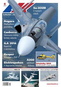 Letectví + kosmonautika č.06/2014 (e-vydanie)