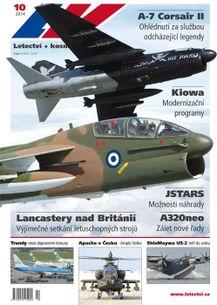 Letectví + kosmonautika č.10/2014 (e-vydanie)