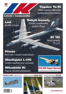 Letectví + kosmonautika č.12/2014 (e-vydanie)