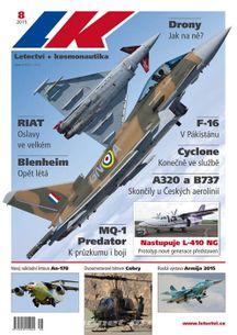 Letectví + kosmonautika č.08/2015 (e-vydanie)