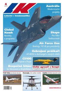 Letectví + Kosmonautika č.04/2016 (e-vydanie)