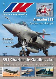 Letectví + kosmonautika č.02/2017 (e-vydanie)