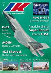 Letectví + kosmonautika č.03/2017 (e-vydanie)