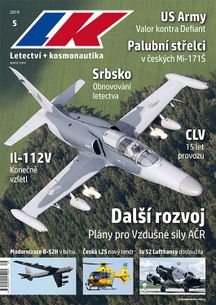 Letectví + kosmonautika č.05/2019 (e-vydanie)
