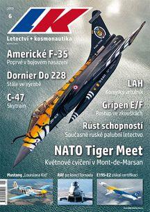 Letectví + kosmonautika č.06/2019 (e-vydanie)