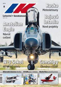Letectví + kosmonautika č.08/2019 (e-vydanie)