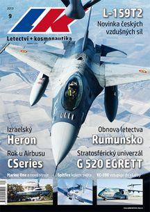 Letectví + kosmonautika č.09/2019 (e-vydanie)