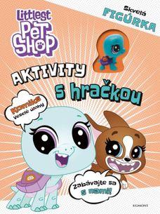 Littlest Pet Shop Aktivity s hračkou