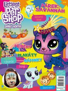 Littlest Pet Shop - predplatné