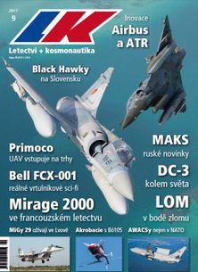 Letectví + kosmonautika č.09/2017 (e-vydanie)