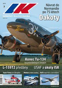 Letectví + kosmonautika č.07/2019 (e-vydanie)