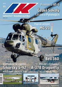 Letectví + kosmonautika č.11/2019 (e-vydanie)