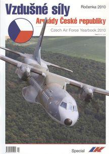 Vzdušné síly Armády České republiky – ročenka 2010