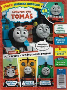 Lokomotiva Tomáš - predplatné