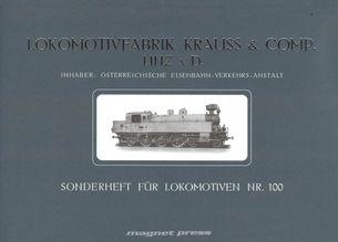 Lokomotivfabrik KRAUSS & COMP. LINZ A. D.