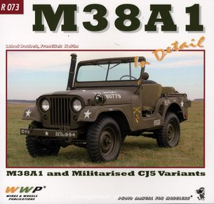 M38A1 in detail