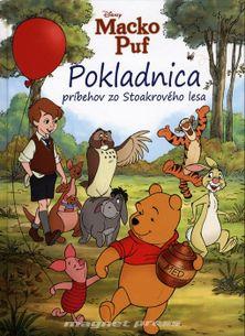 Macko Puf Pokladnica príbehov zo Stoakrového lesa