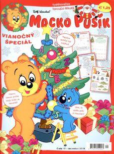 Macko Pusík č. 12/2015 (e-verzia)