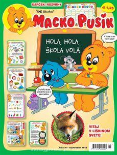 Macko Pusík 09/2016 (e-verzia)