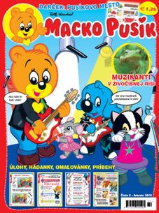 Macko Pusík č. 02/2018 (e-verzia)